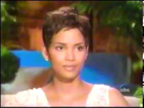 (2002) Halle Berry talks family, abuse , divorce and Oscars