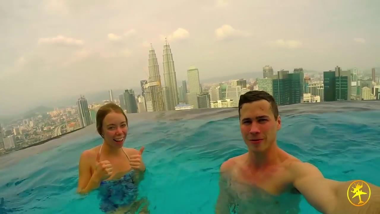 The best swimming pool view at kuala lumpur malaysia youtube - Swimming pool specialist malaysia ...
