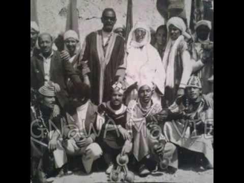 the splendid master gnawa musicians of morocco (antilles) : 1992(1)