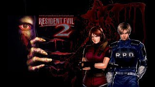 Resident Evil 2: Lado A Leon (Speedrun Any%) - gameplay Español
