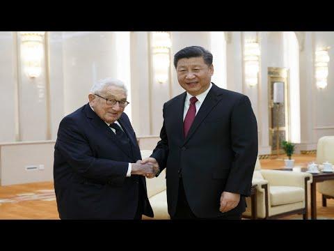 Kissinger labels China 'biggest problem' for world