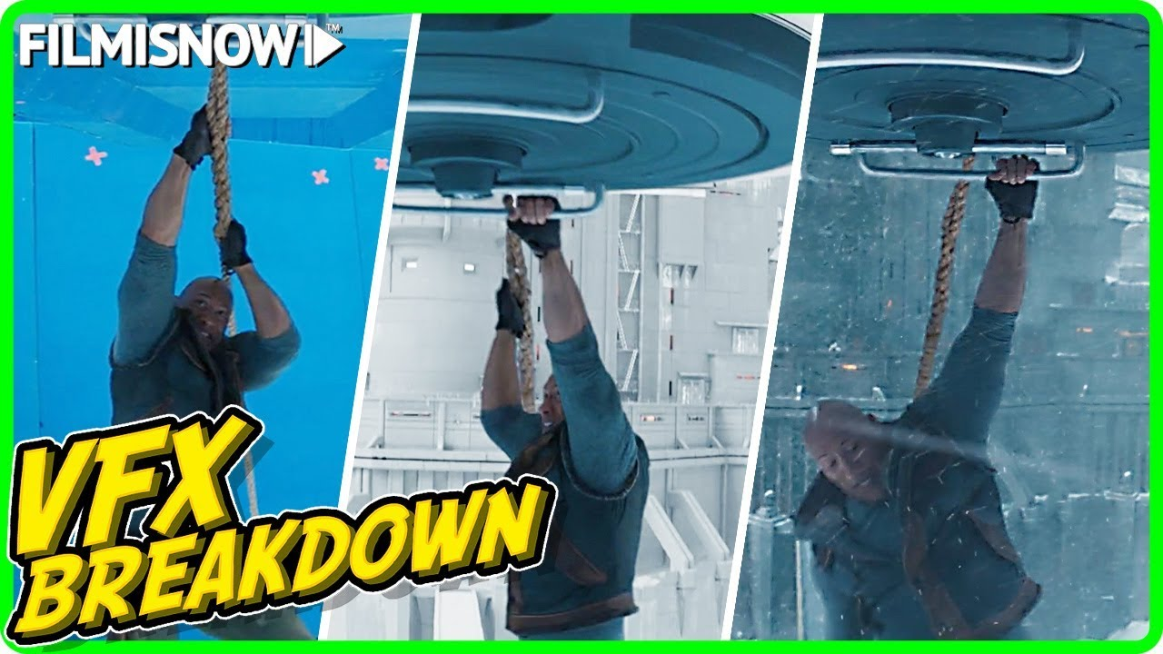 JUMANJI: THE NETX LEVEL | VFX Breakdown by Method Studios (2019)