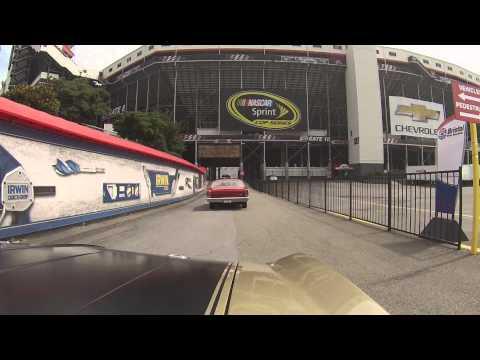 Fairlane National Convention 2015 Bristol Motor Speedway Entrance