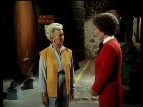 Lana Turner   Jane Wyman   Falcon Crest   Season 2, Ep  11   United We Stand