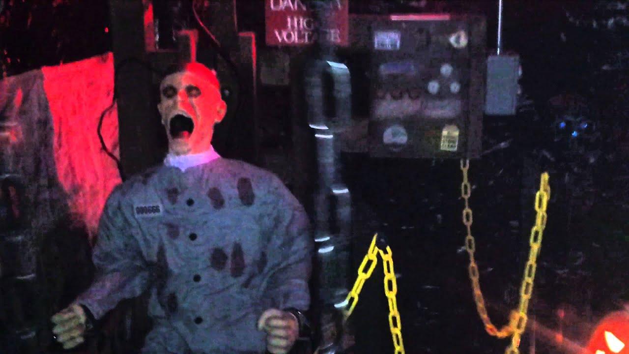 Vhp Vigilante Halloween Productions Quot Gruesome Garage