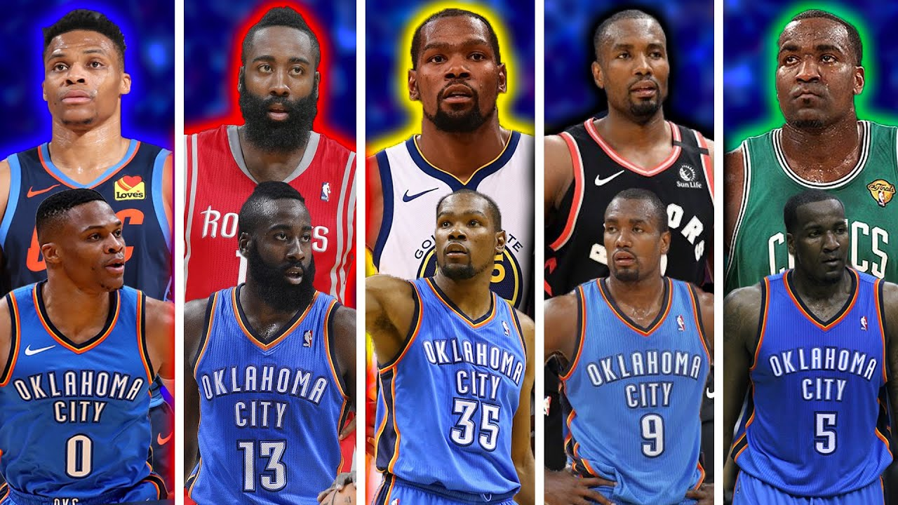 8 Greatest Starting 5's If Every Player Was In Their Primes