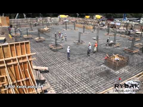 Rybak Development - Construction Timelaspe