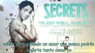 Secrets  -  Sleep Well, Darling (Sub-Español)