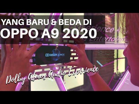 Coba Deh Dengerin! Dolby Atmos Experience OPPO A9 2020