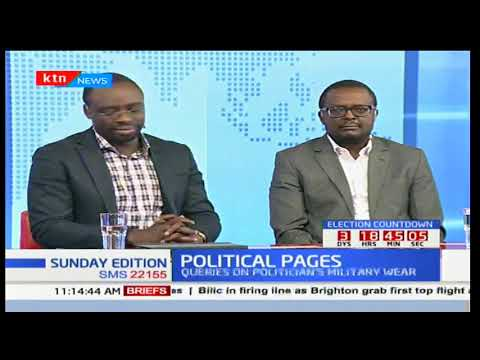 First consignment of presidential ballot papers arrive in Kenya ahead of fresh polls: Sunday Edition
