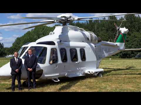 FreshAir Helicopters at Royal Ascot 2018