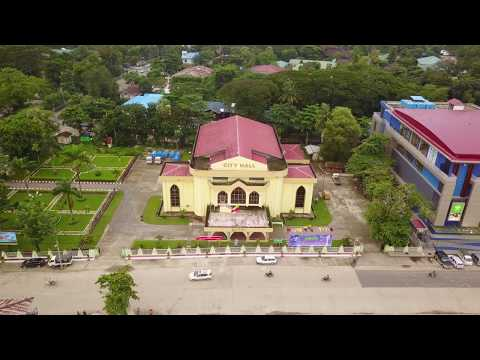 Pathein Aerial View July 2017