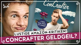 AMAZON-Reviews mit ConCrafter! + KANALCHECK: DIMA | #WWW