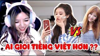 Hari Won & Ji Yeon - Ai Hát Tiếng Việt Hay Hơn