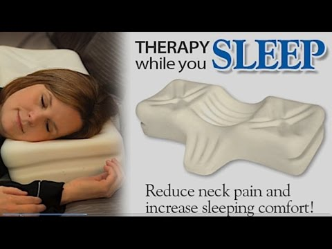 Therapeutica Sleeping Pillow How It Works Doovi