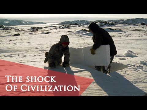 Reaching Remote INUIT Tribes in the Arctic Documentary - Sebastian Tirtirau