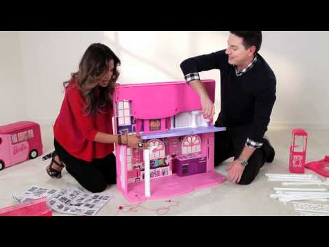 FUNdamental Tips to Assemble the Barbie 3 Story Dream Townhouse by Mattel