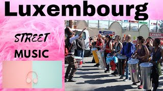 Street Dance | Street Music | Luxembourg Drum Performance| Europe Dance | Luxembourg | Shivani Rai