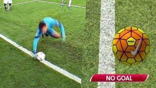 Porteros Salvando Goles En La Linea  Goalkeeper Saves