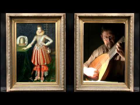 M. Buctons Galiard - John Dowland - lute & viol consort accompaniment