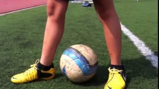 Финты - футбольные уроки.