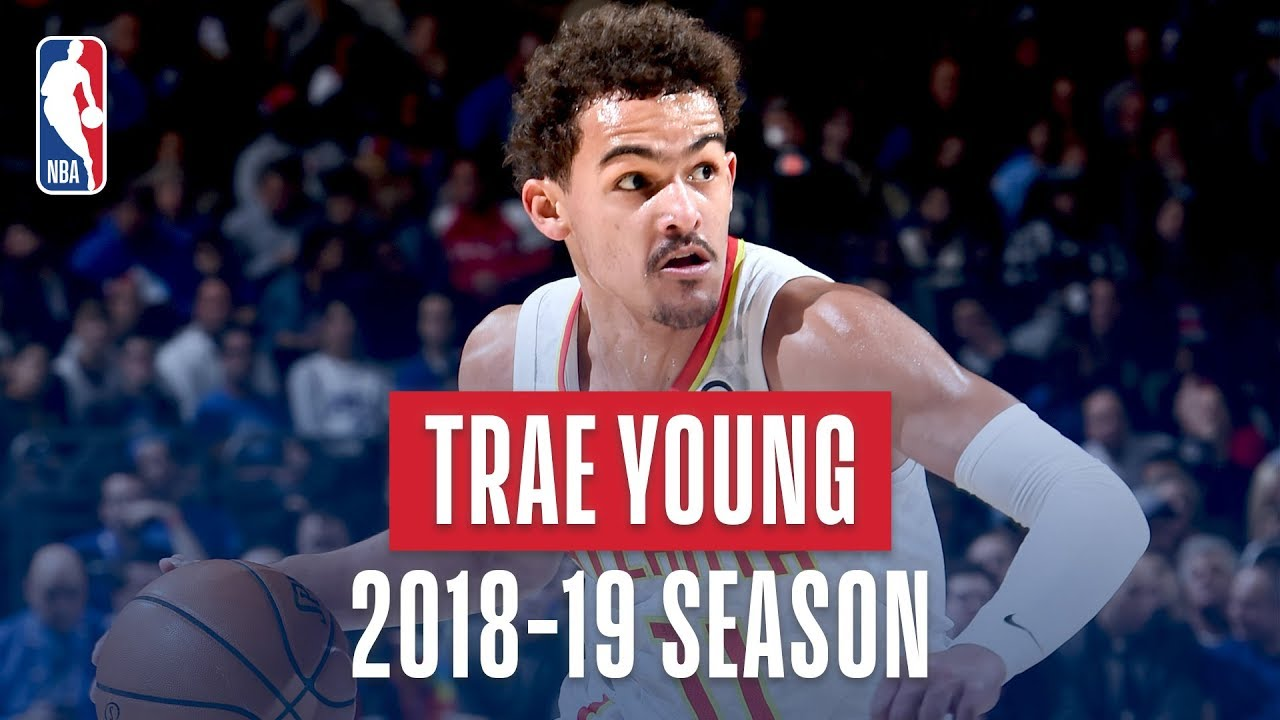 55b7ad3dd14 Trae Young s Best Plays From the 2018-19 NBA Regular Season - YouTube