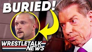 Vince McMahon BURIES NXT On WWE Raw Braun Strowman WWE Return WrestleTalk