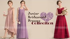 JJ's House 2019 Junior Bridesmaid Dresses Collection
