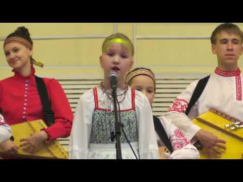 Смотреть клип Благотворительный концерт ансамбля народной музыки