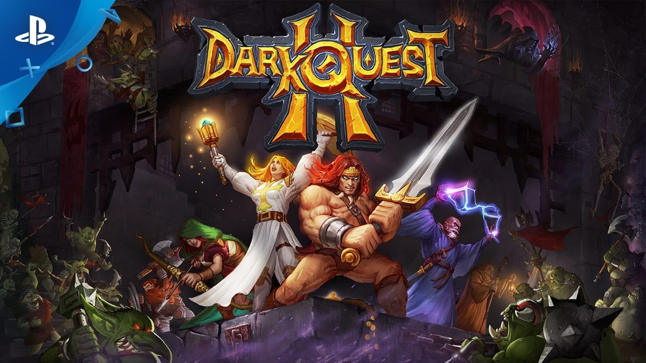 Dark Quest 2 - Launch Trailer   PS4