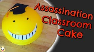 Anime Cakes: How to make Assassination Classroom Cake