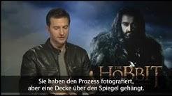 German Richard Armitage Interview Hobbit