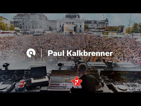 Paul Kalkbrenner @ Zurich Street Parade 2018 (BE-AT.TV)