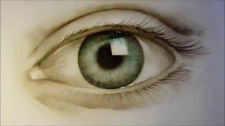 Как нарисовать глаз поэтапно/студия рисования(Как нарисовать глаз поэтапно в видео от Светлана Беловой. Техника сухая кисть, в рисунке глаза два цвета...., 2016-01-15T20:56:30.000Z)