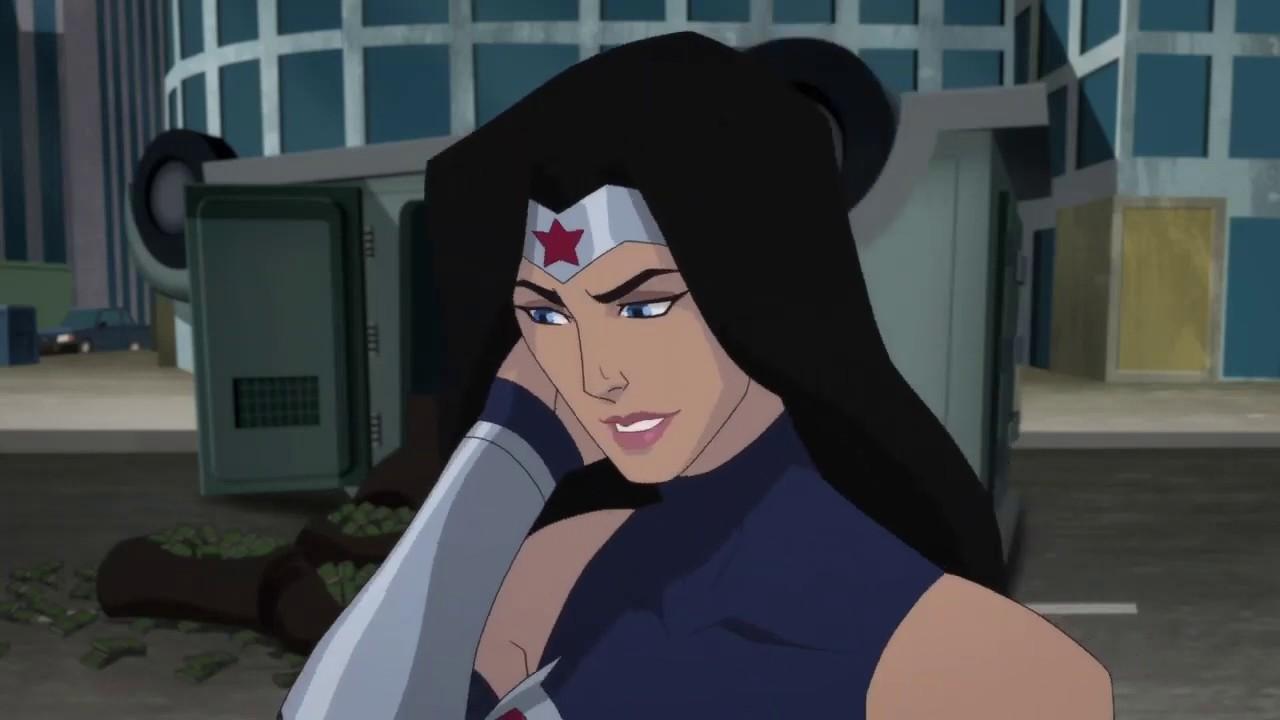 Download Wonder Woman first fight scene Wonder Woman Bloodlines 2019