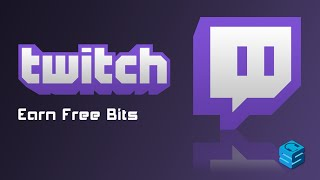 How To Get *Free* Twitch Bits