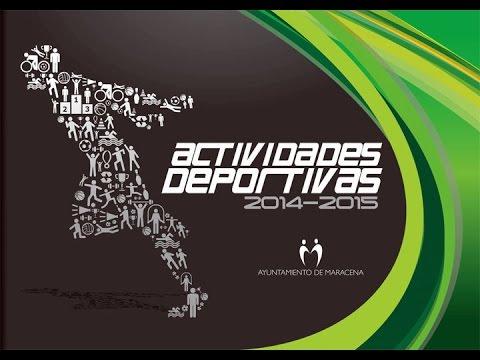 maracena.tv / La oferta municipal de deportes crece a 31 modalidades y 2.361