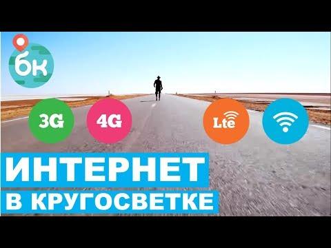 Какой интернет лучше в кругосветном путешествии. Связь за границей.