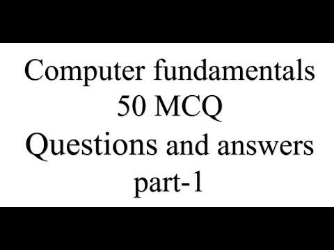 Computer Fundamentals Notes Pdf