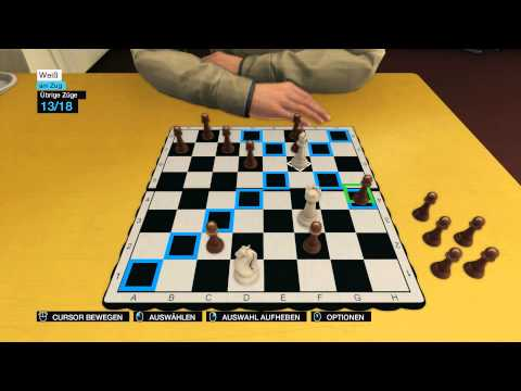 Watch Dogs Schach Chess Stufe 10 - 3 Sterne