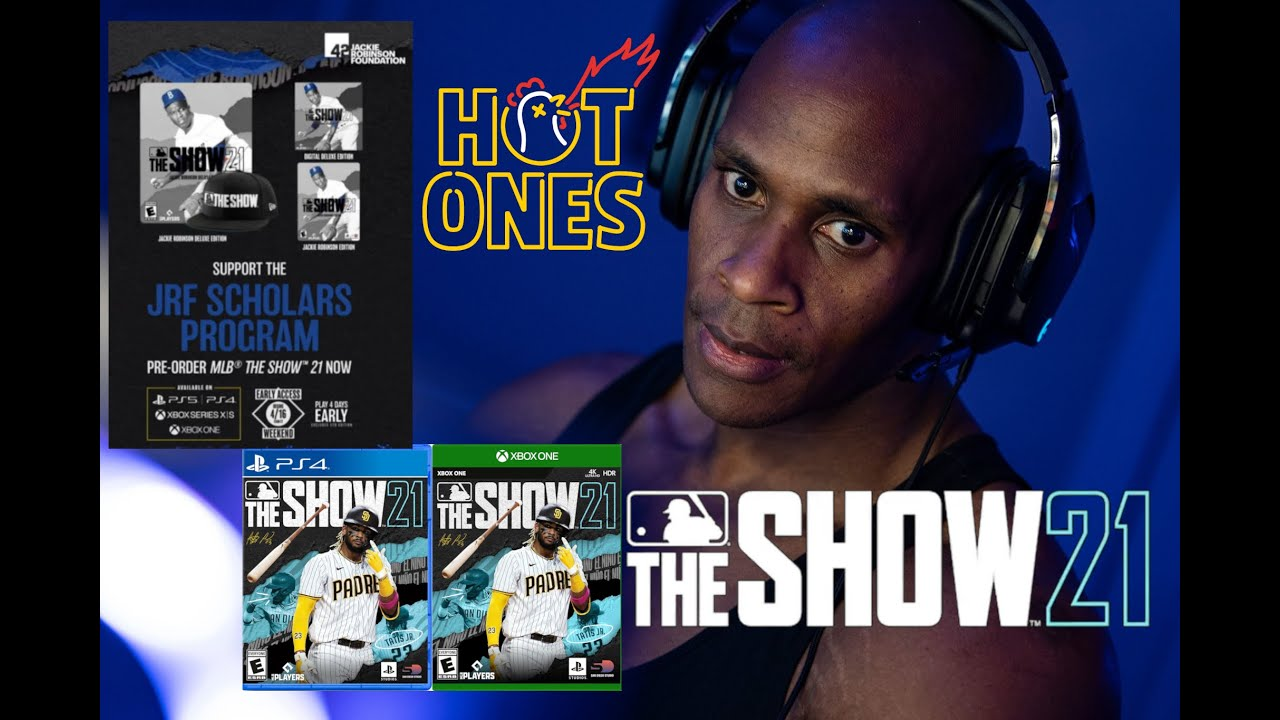 MLB The Show 21: Cover Athlete?! Release Date?! Special Editions?!