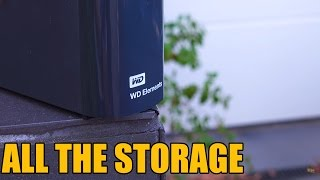 WD Elements 4TB Review