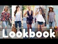 Latest Peplum Top Outfits Ideas Lookbook 2018 | Summer Women Fashion