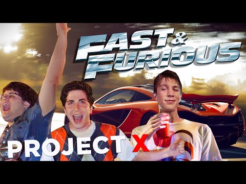 FAST & FURIOUS 7 : Forza Horizon 2 - Let's Play #5 [FACECAM] - PROJECT Y PARTY !! HD poster