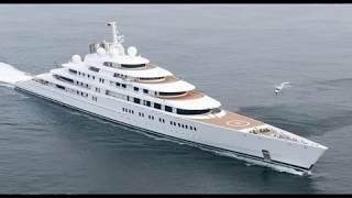 RANKED NO : 1 Azzam Yacht  - 2018