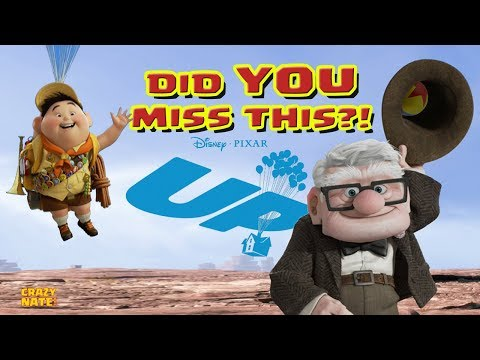 Disney's Up Easter Eggs | Everything You Missed