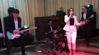Кавер группа PANNA COTTA в Парк-отеле «Бухта Коприно»