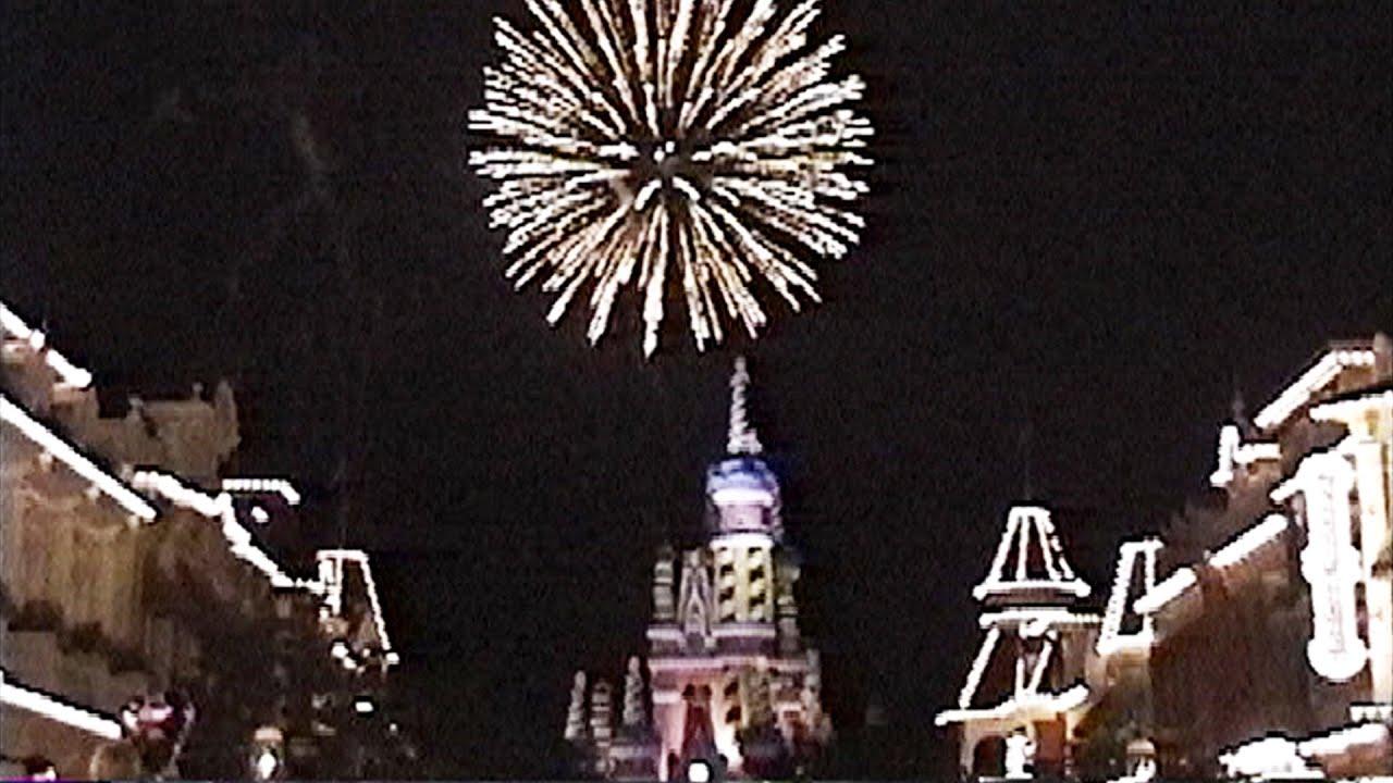 Fantasy in the Sky Fireworks Over Cinderella Castle Cake w