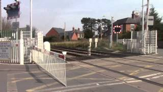 Wem level crossing