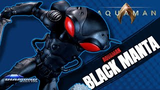 Diamond Select Aquaman Black Manta Gallery Statue | Video Review